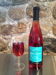 New Rosé Catawba